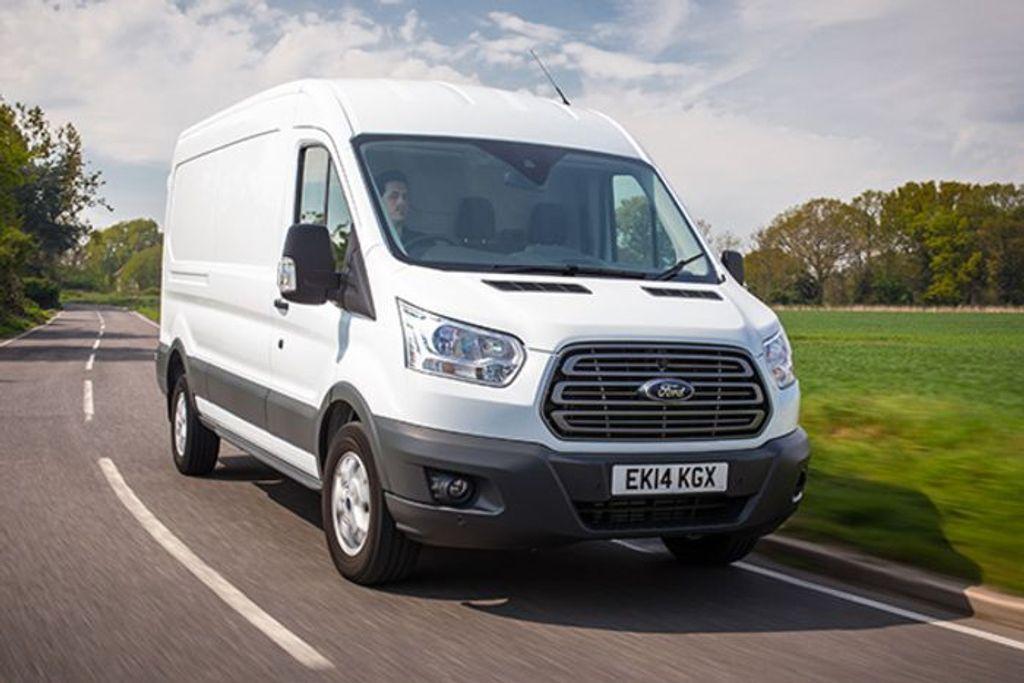 Ford Transit Van >> Used Ford Transit Vans For Sale Auto Trader Vans