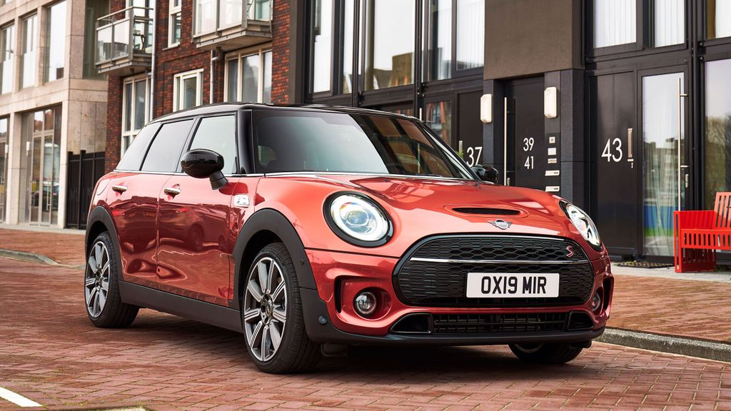 Mini Clubman Review >> New Used Mini Clubman Cars For Sale Auto Trader