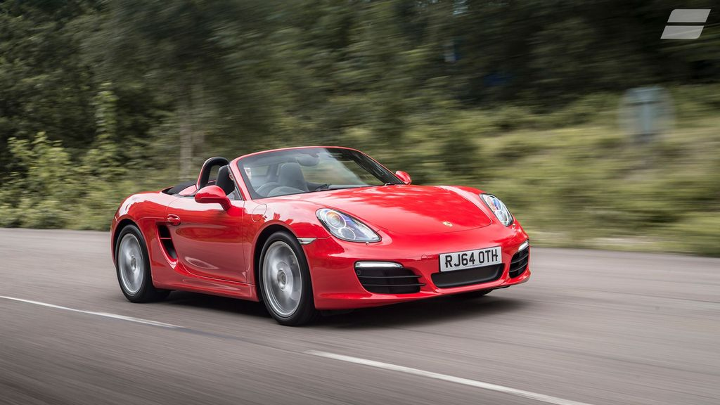Boxster For Sale >> New Used Porsche Boxster Cars For Sale Auto Trader