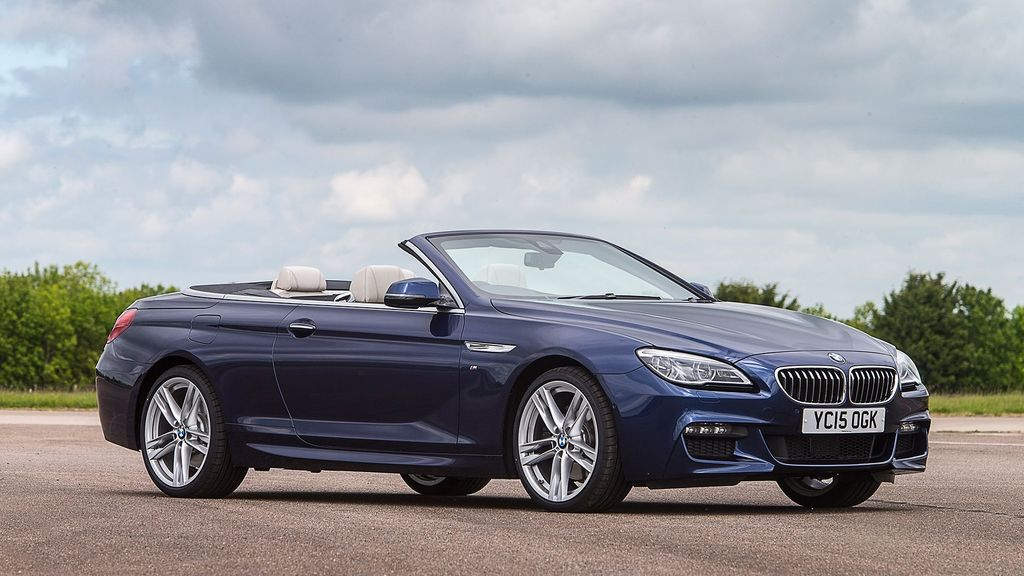 New Used Bmw 6 Series Cars For Sale Autotrader