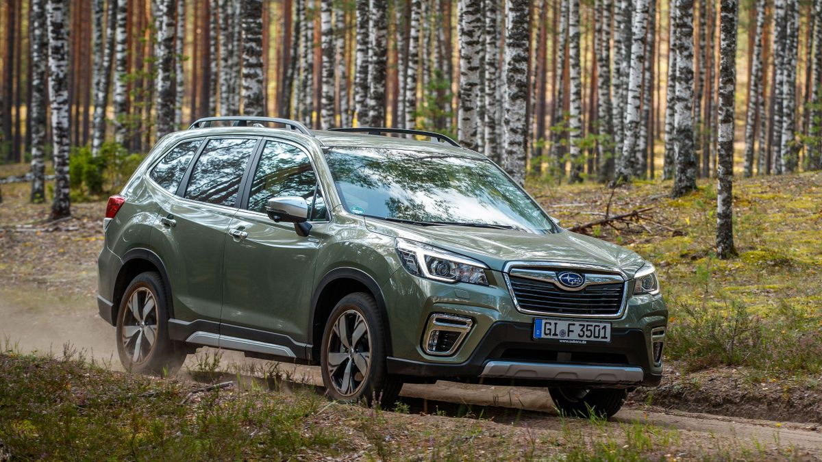 Subaru Forester Suv 2018 Review Auto Trader Uk