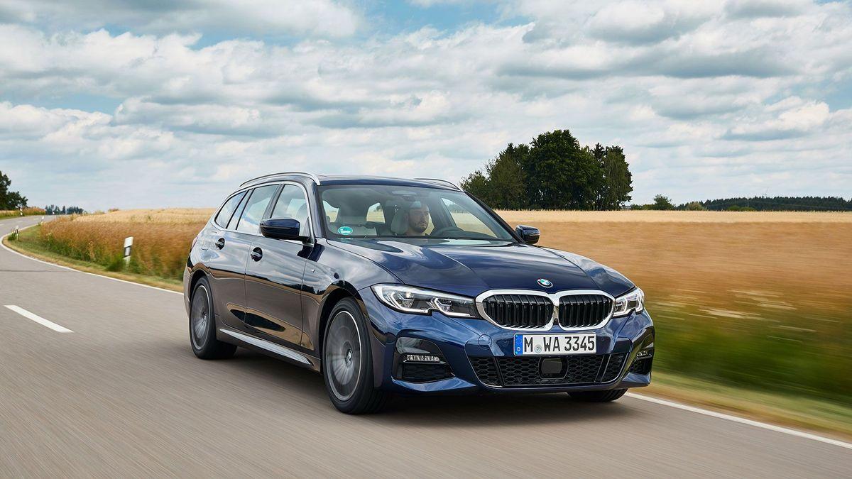 2019 BMW 3 Series Touring estate