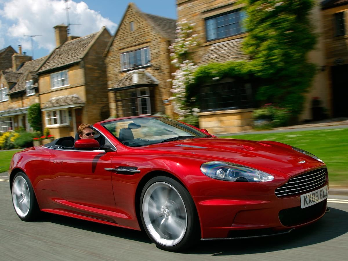 Aston Martin Dbs Volante Convertible 2009 2012 Review Auto Trader Uk