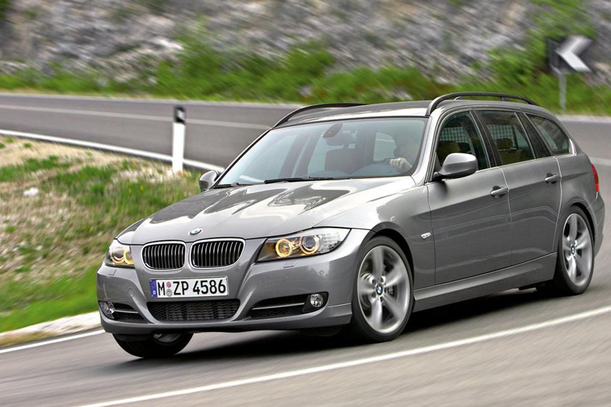 BMW 3 Series Touring estate