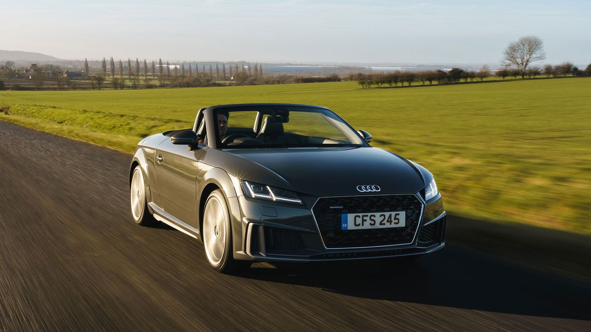 Audi TT Roadster convertible (2019 - ) review | Auto Trader UK