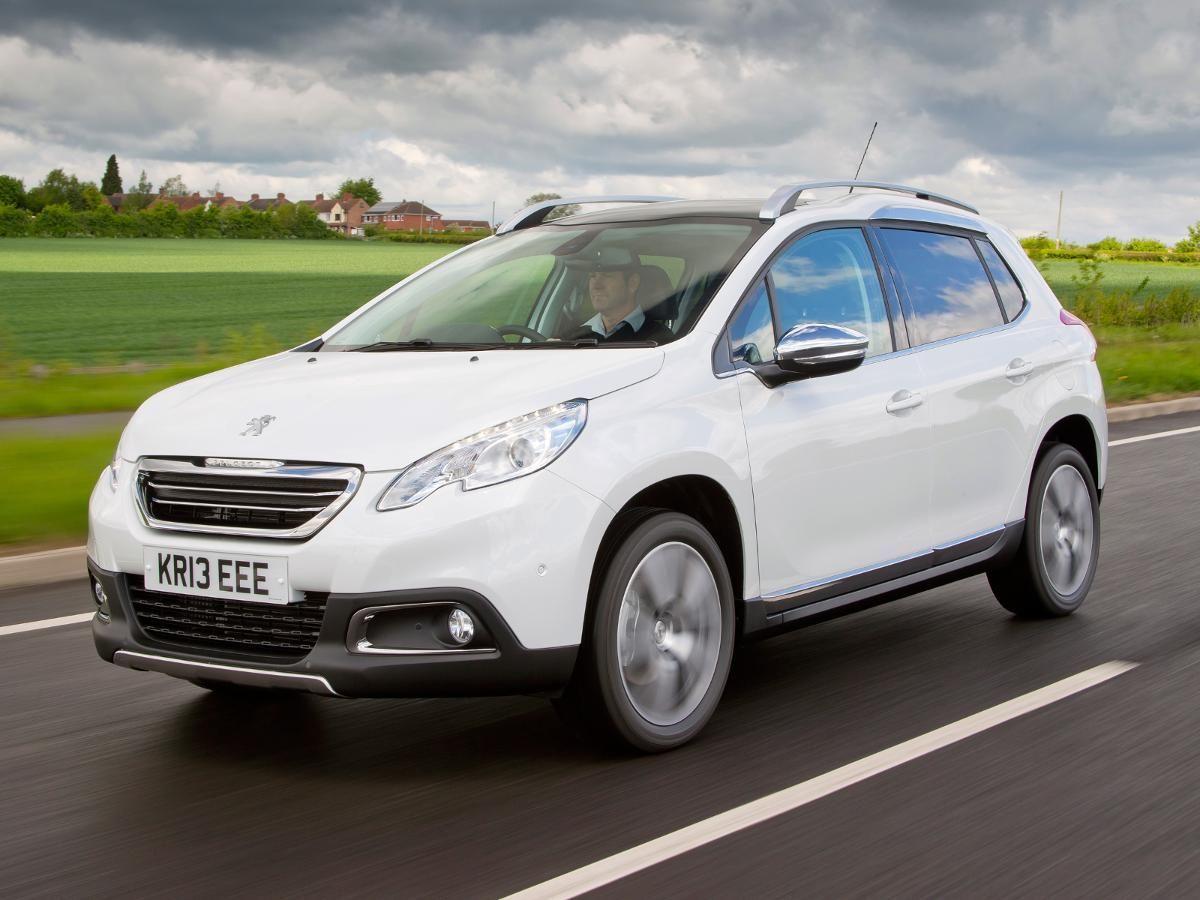 Peugeot 2008 hatchback