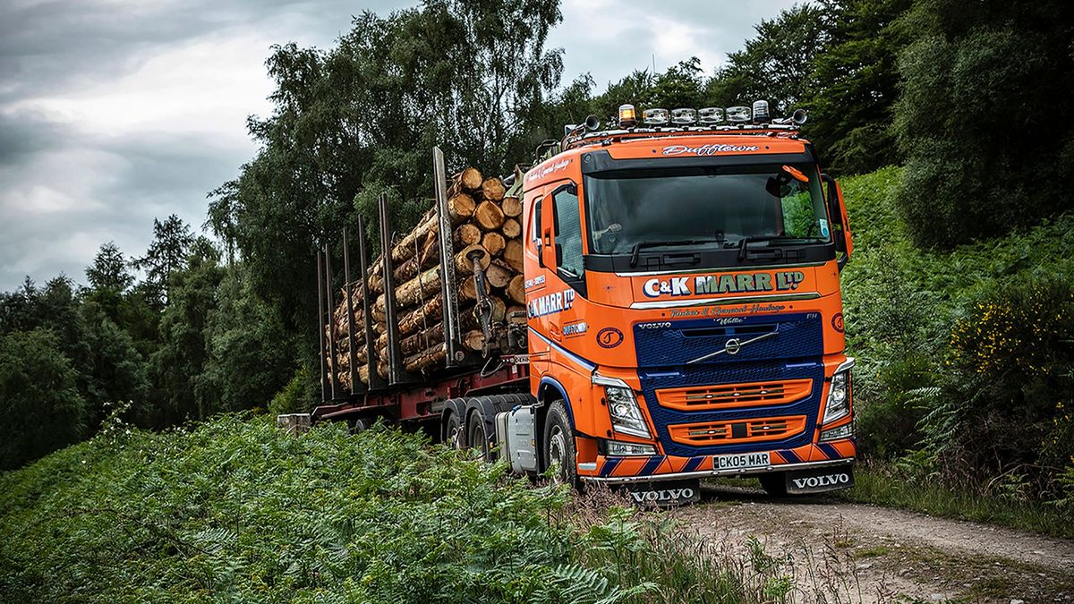 Volvo FH review
