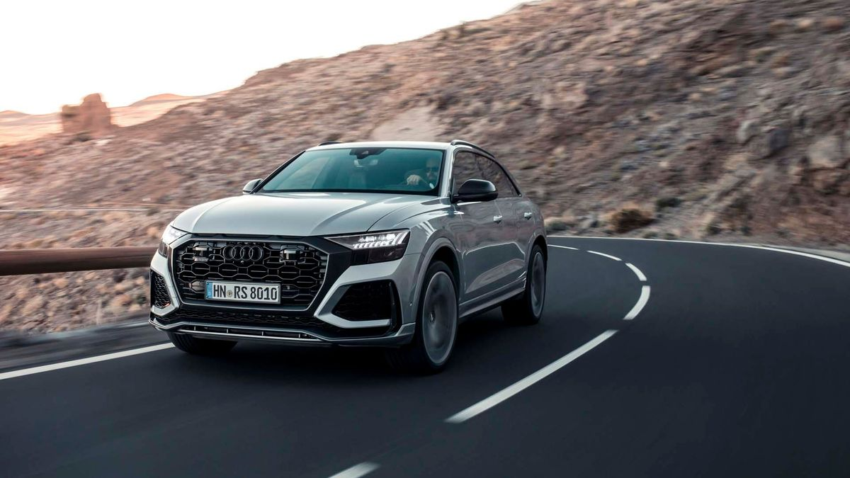 Audi Rs Q8 Suv 2020 Review Auto Trader Uk