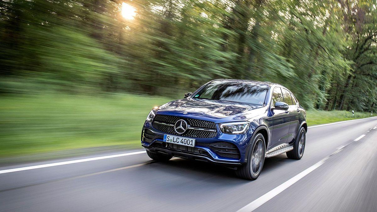 2019 Mercedes-Benz GLC Coupe SUV