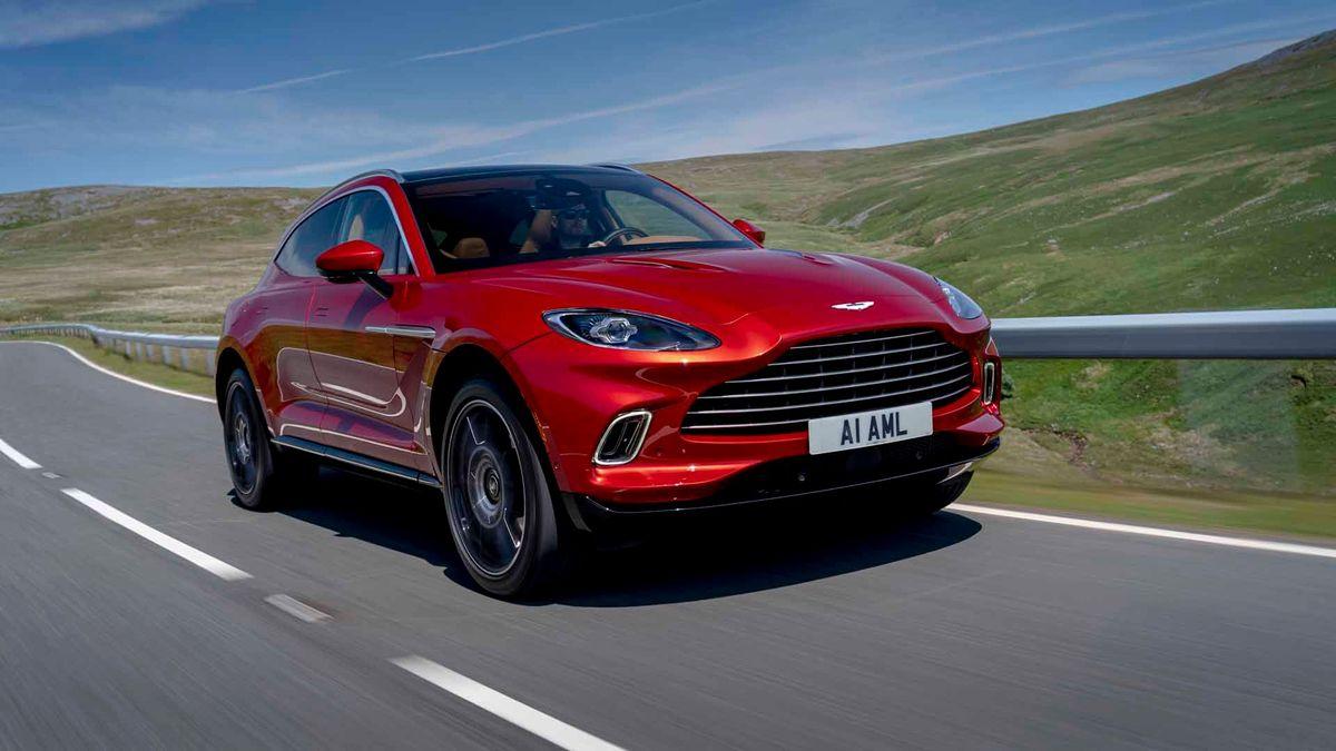 Aston Martin Dbx Suv 2019 Review Auto Trader Uk