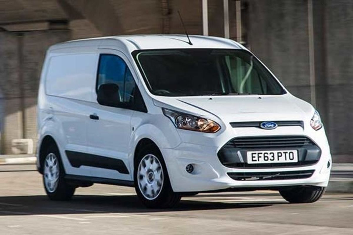Ford Transit Connect >> Ford Transit Connect Panel Van 2013 Mk5 Review Auto