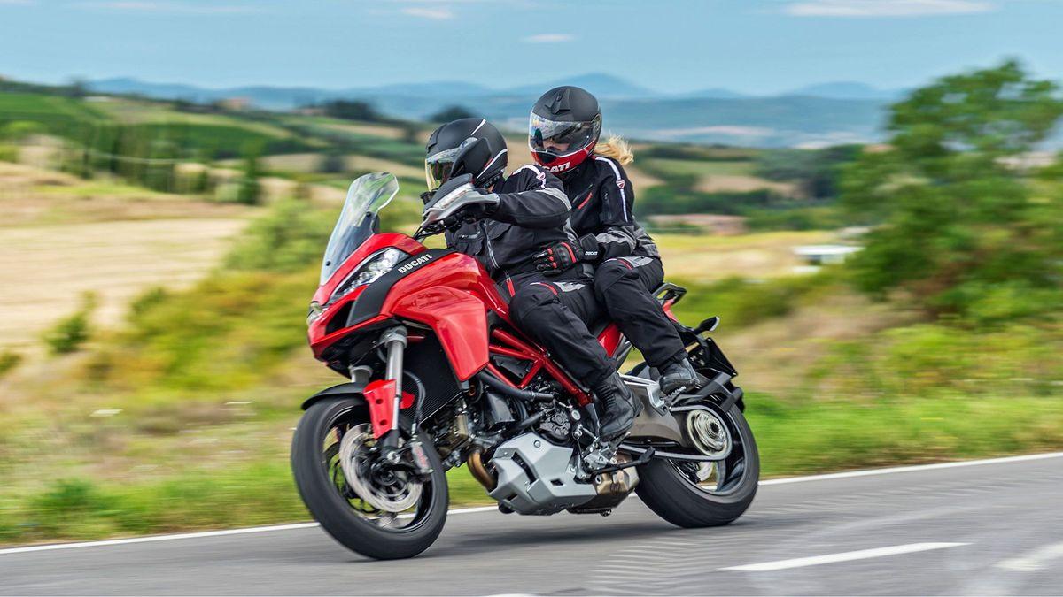 Ducati Multistrada (2015 - ) expert review