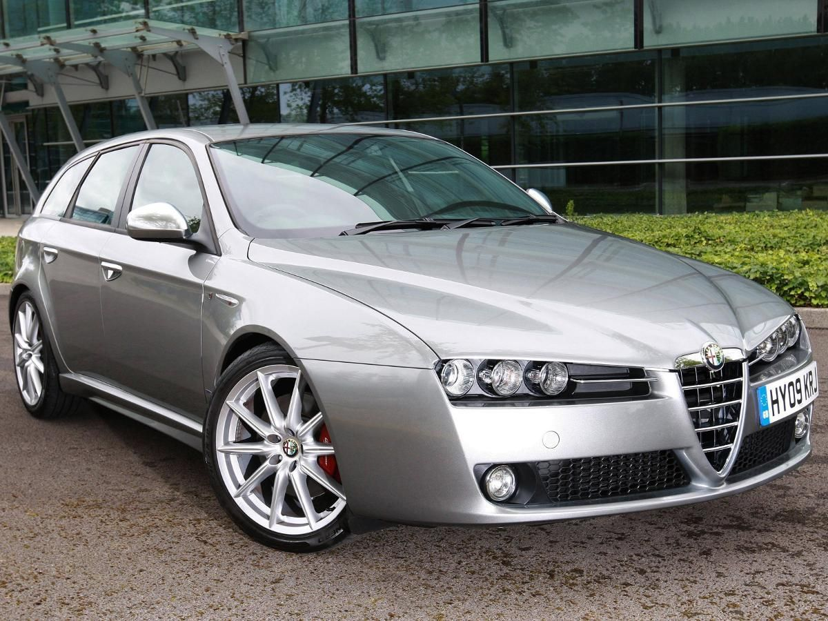 Alfa Romeo 159 Sportwagon estate