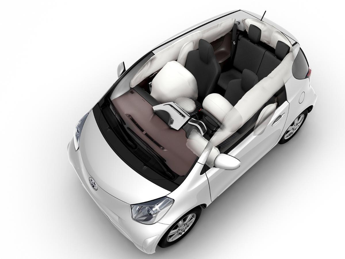 Toyota iQ hatchback