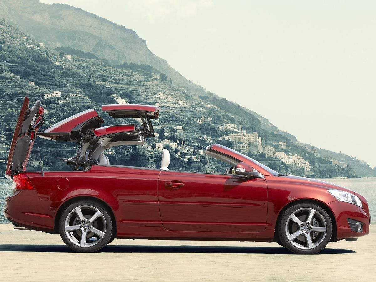 Volvo C70 Convertible 2009 2013 Mk 1 Facelift Review Auto