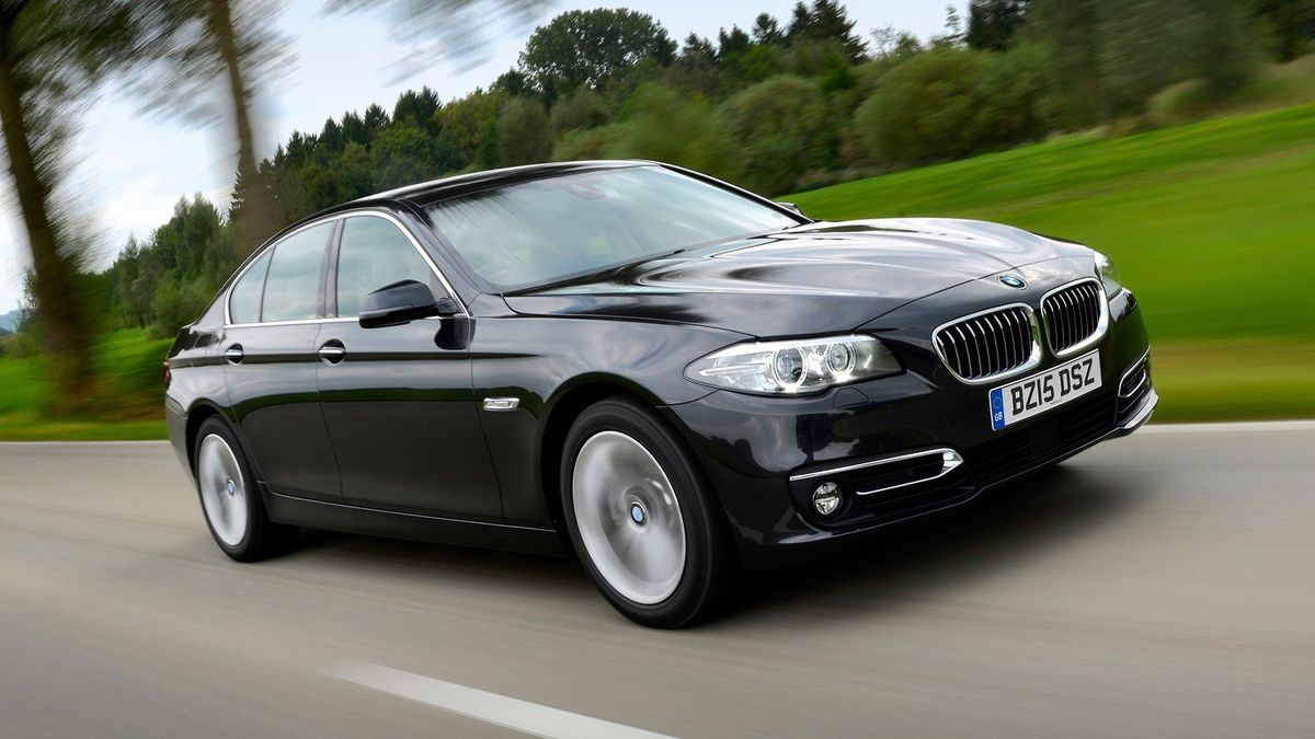 BMW 5 Series Saloon F10 (2013 - ) F10 Facelift review | Auto