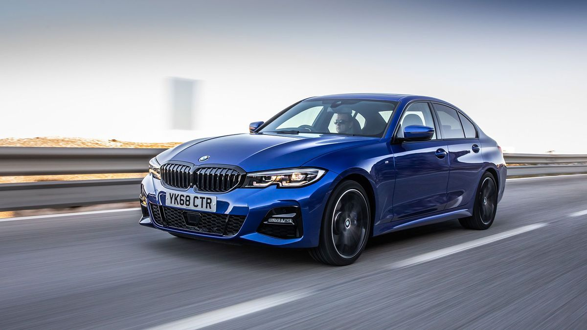Bmw 3 Series Saloon 2018 Review Auto Trader Uk