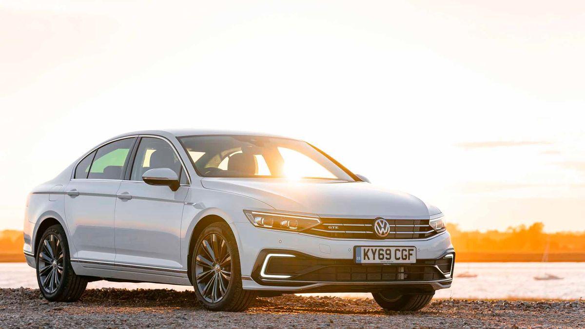 2019 Volkswagen Passat GTE