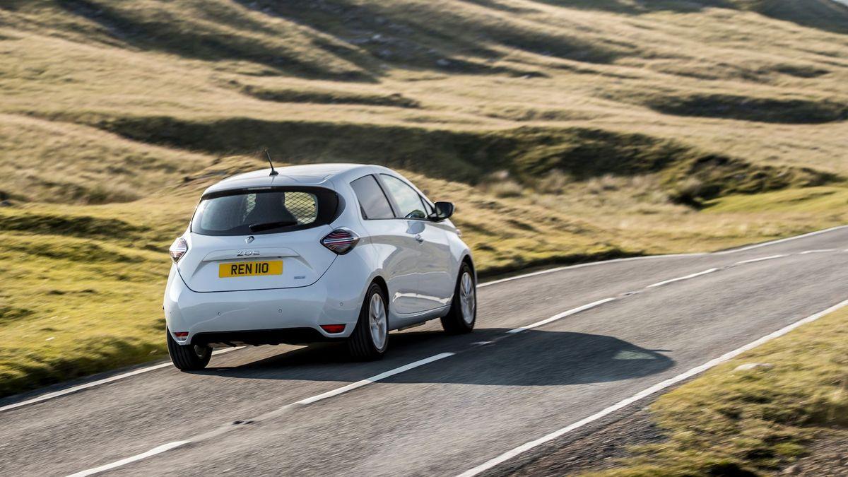 Renault Zoe Van review