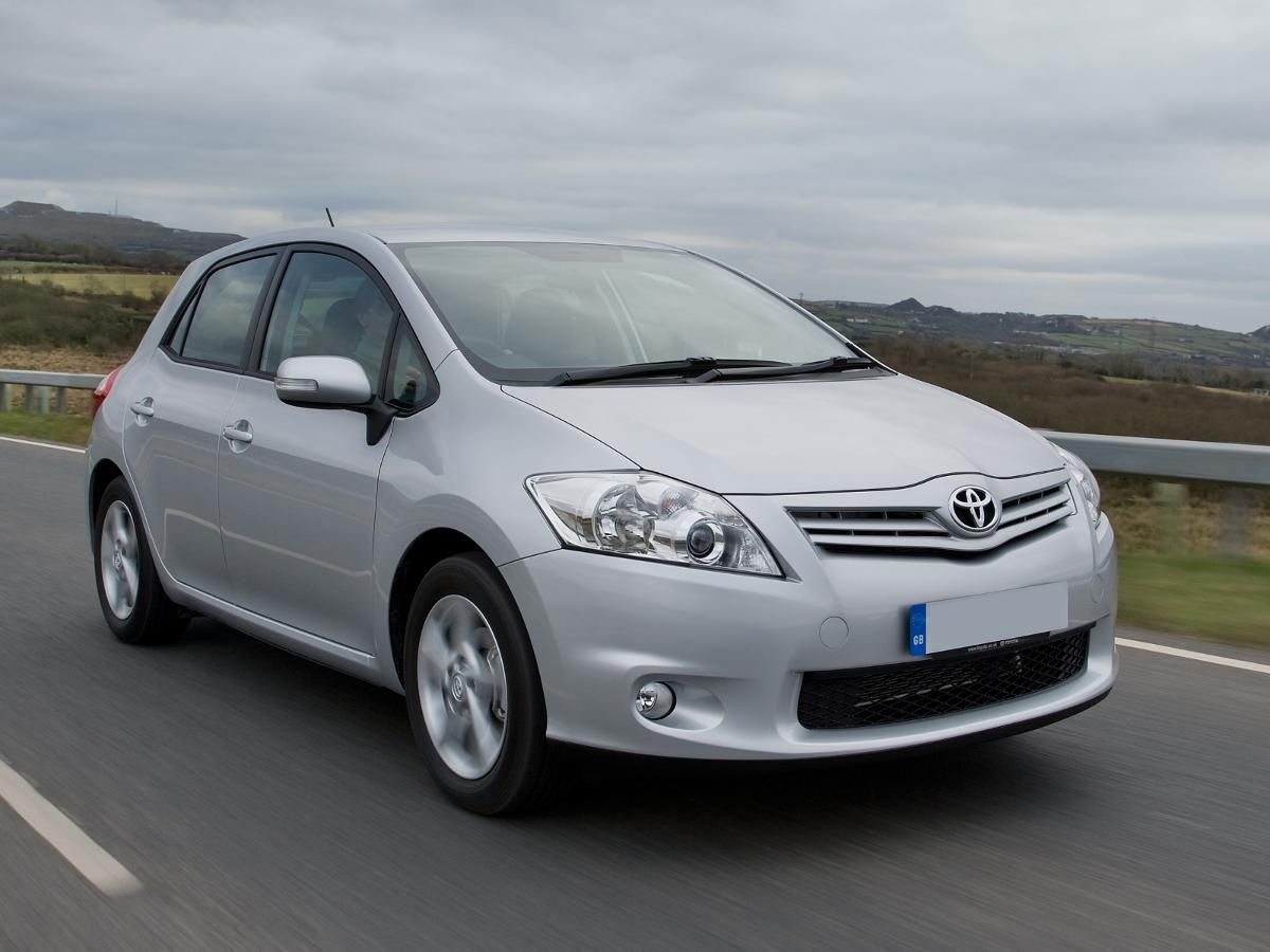 Toyota Auris hatchback