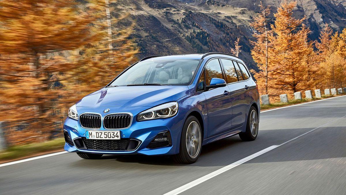 2018 BMW 2 Series Gran Tourer