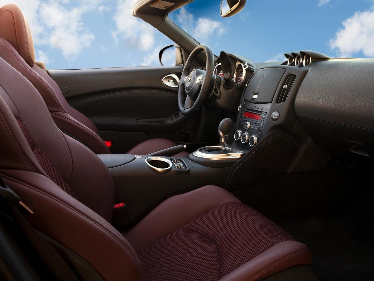 Nissan 370z Roadster convertible