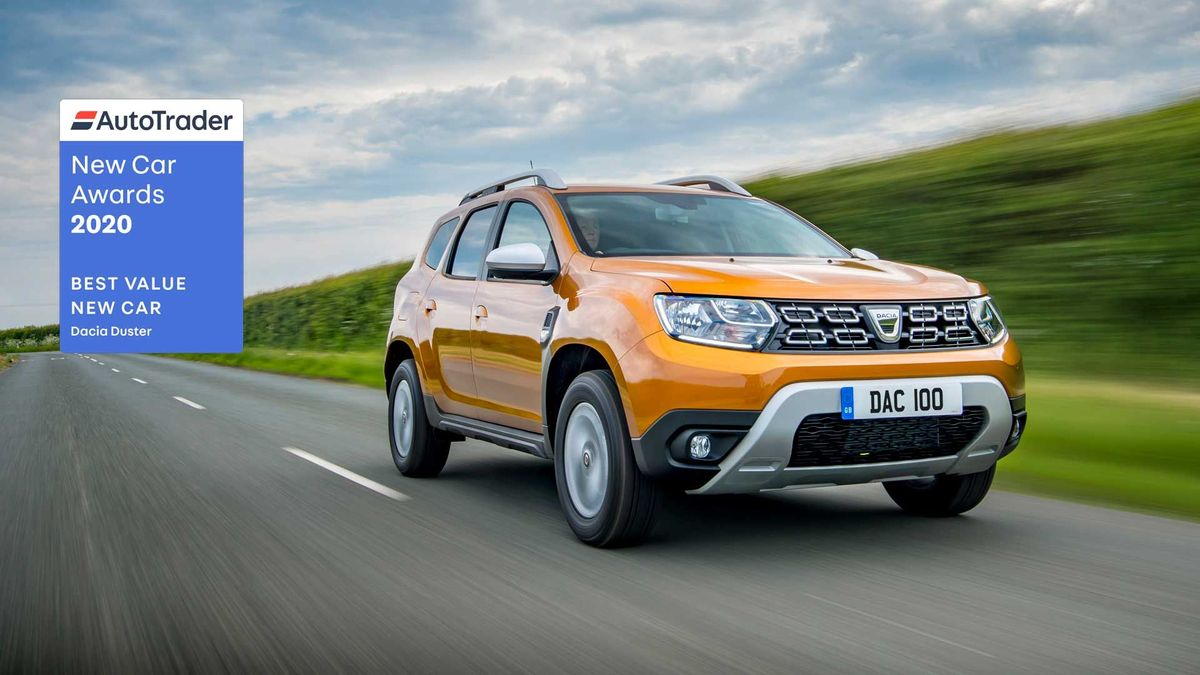 Dacia Duster Suv 2018 Review Auto Trader Uk