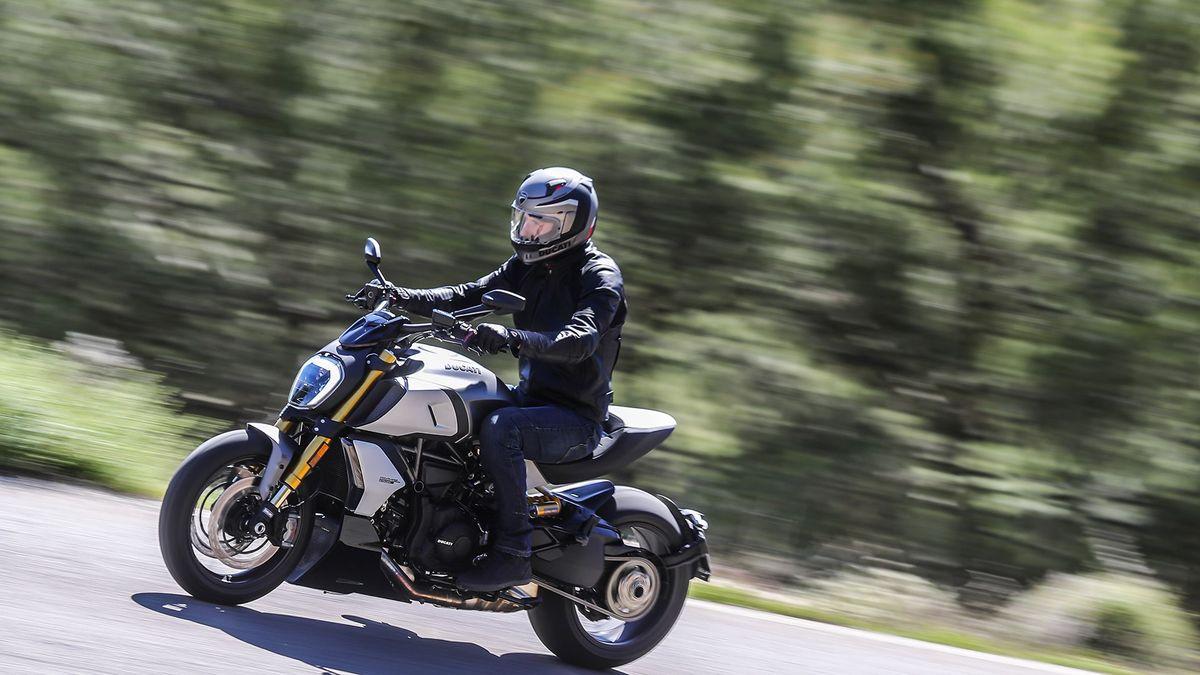 Ducati Diavel 1260 S review