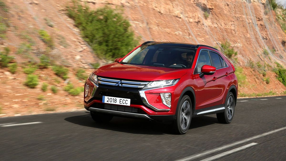 Mitsubishi Eclipse Cross Suv 2017 Review Auto Trader Uk