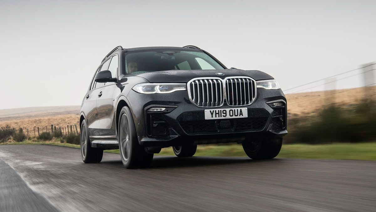 2019 BMW X7 SUV