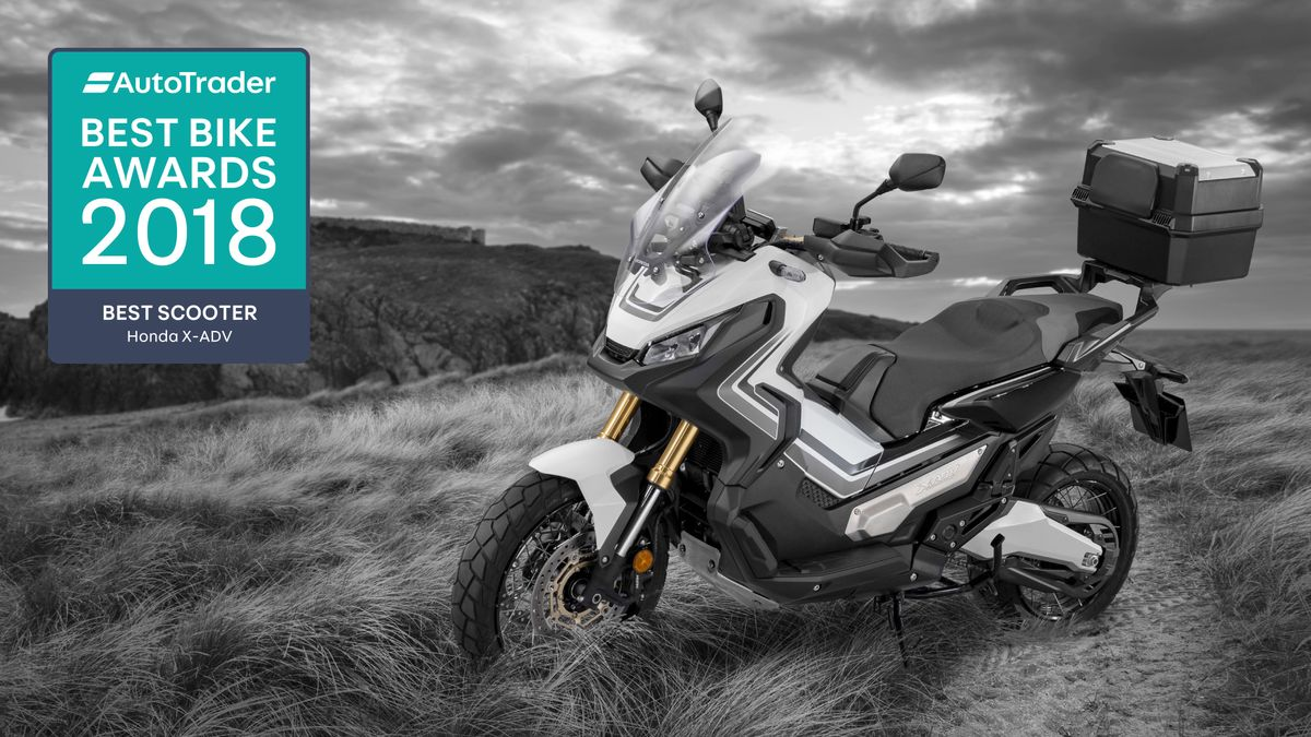 Honda X Adv Scooter 2018 Review Auto Trader Uk