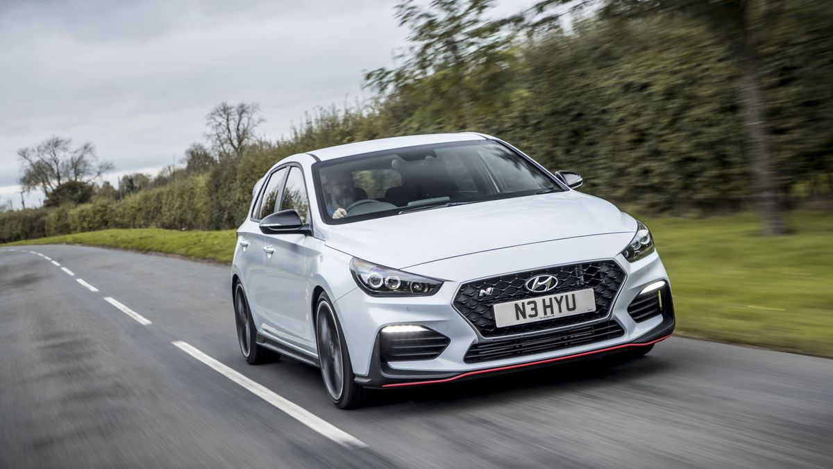 Hyundai I30 N Hatchback 2017 Review Auto Trader Uk