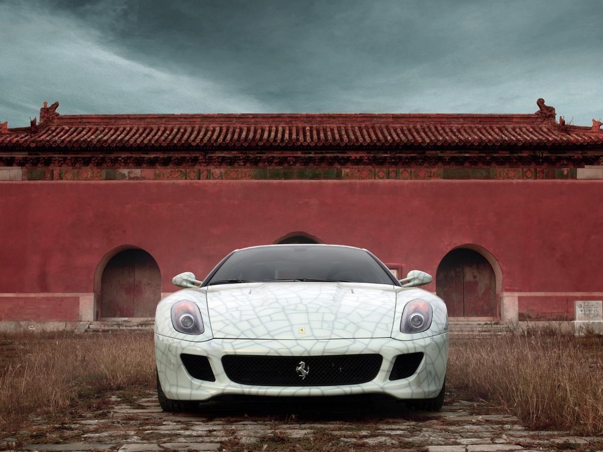 Ferrari 599 GTB Fiorano coupe