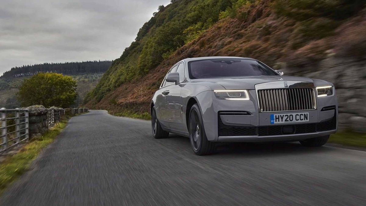 Rolls Royce Ghost Saloon 2020 Review Auto Trader Uk