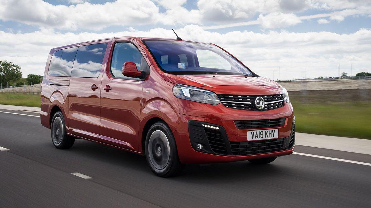 2019 Vauxhall Vivaro Life MPV