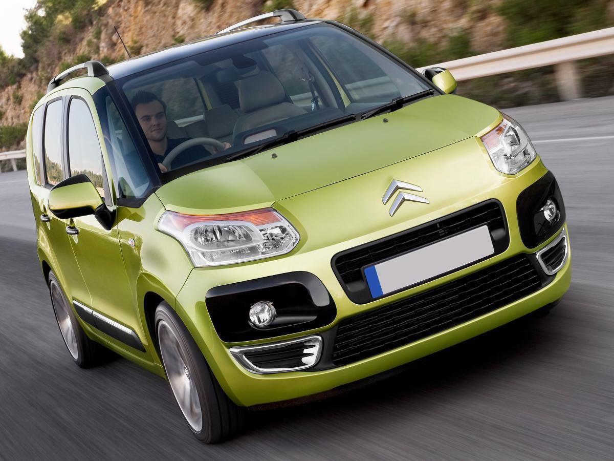 Citroen C3 Picasso MPV (2009 - ) review   Auto Trader UK