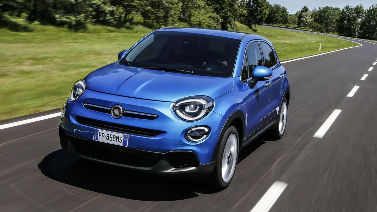 Fiat 500x Suv 2018 Review Auto Trader Uk