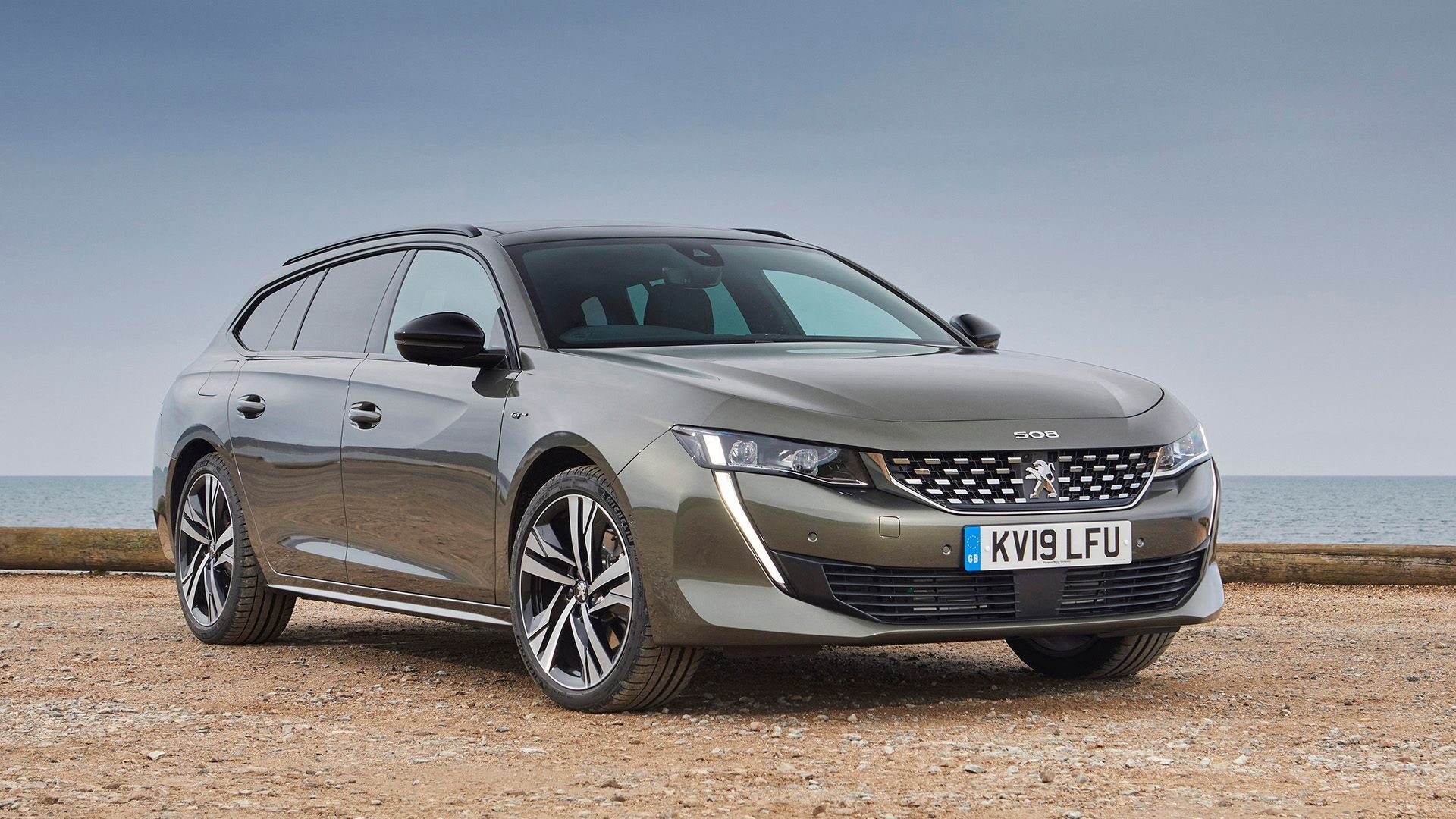 Peugeot 508 SW HDi image