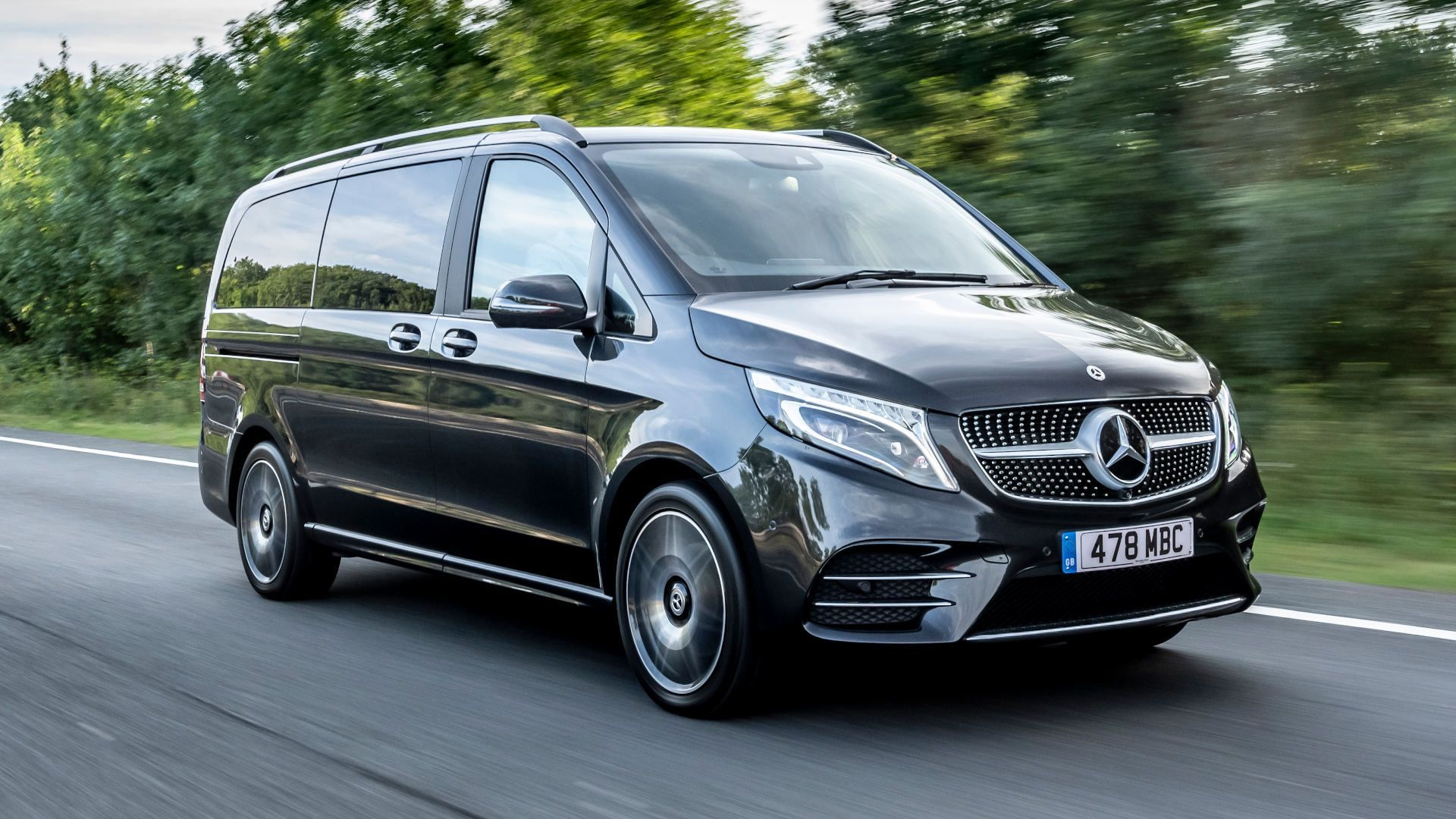 Mercedes-Benz V Class  image