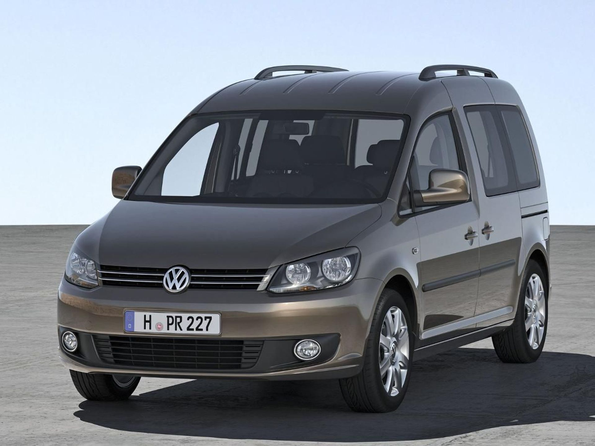 Volkswagen Caddy Maxi Life BlueMotion Tech image