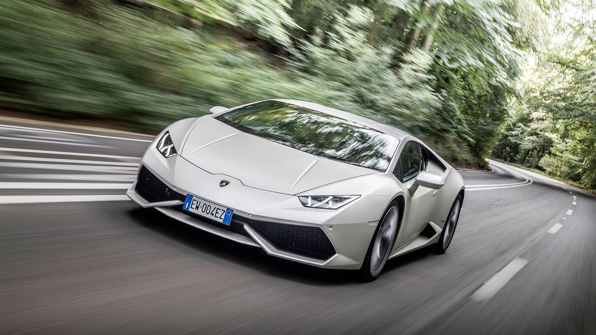 Lamborghini Huracan V10 image