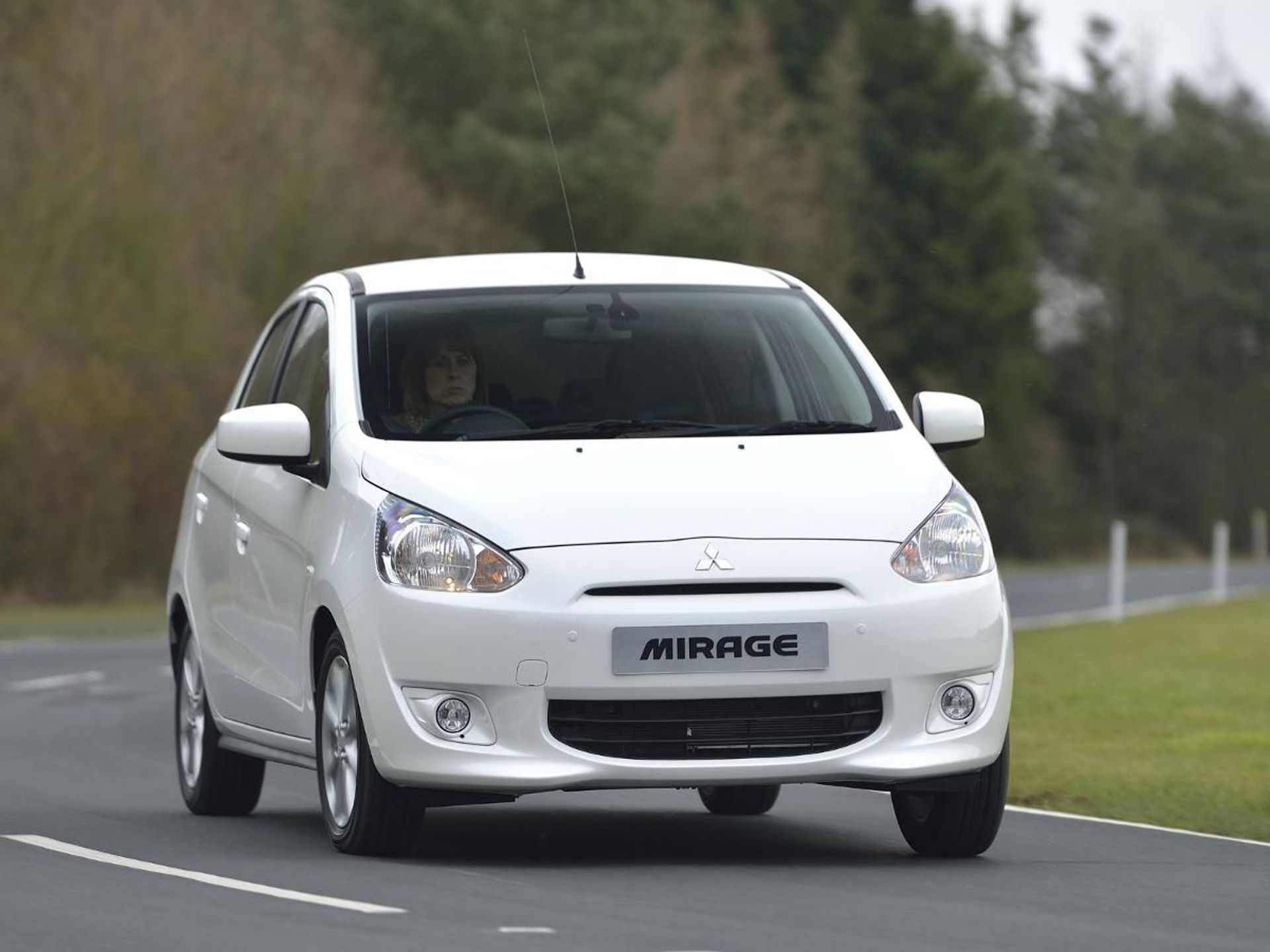 Mitsubishi Mirage First Edition image