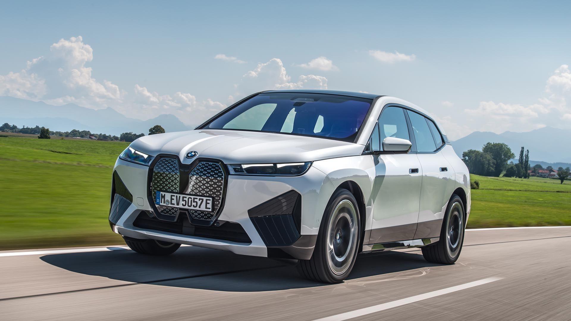 BMW IX  image