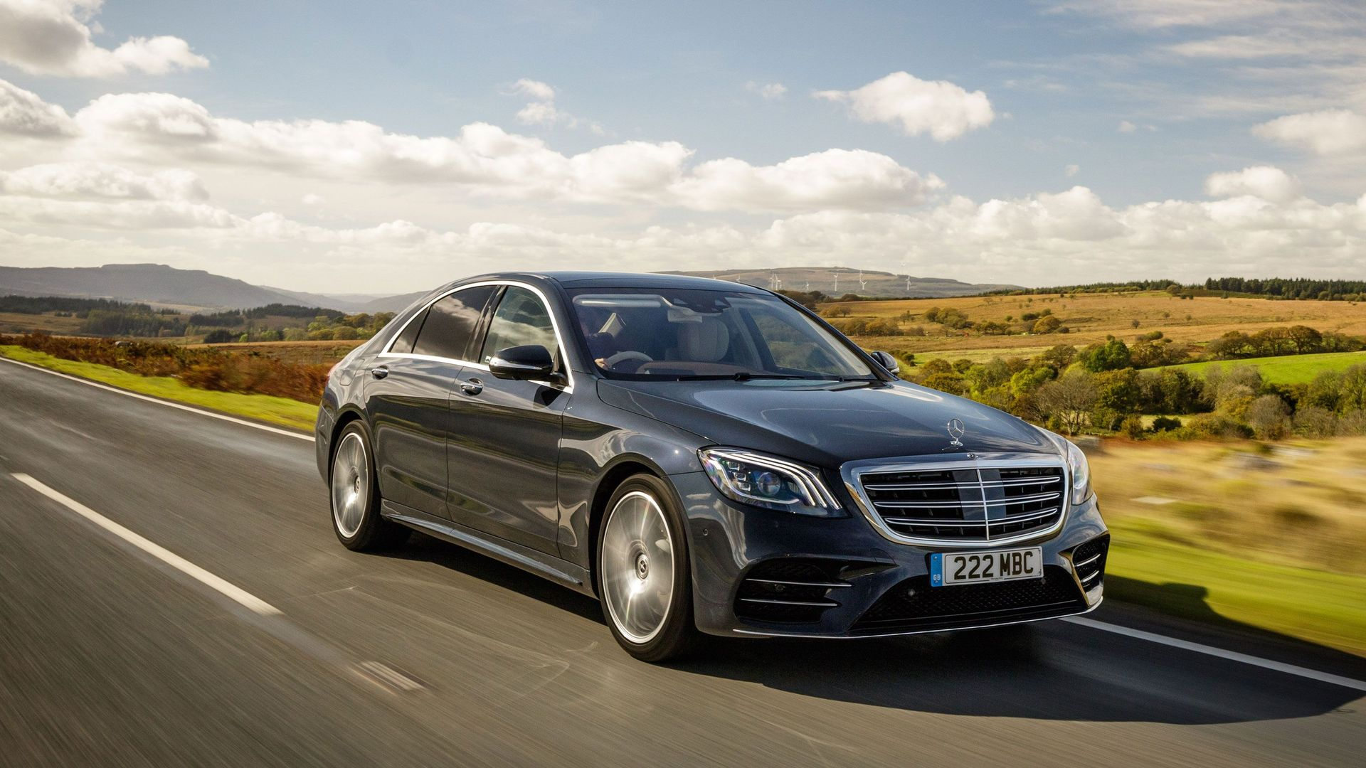 Mercedes-Benz S Class Grand Edition image