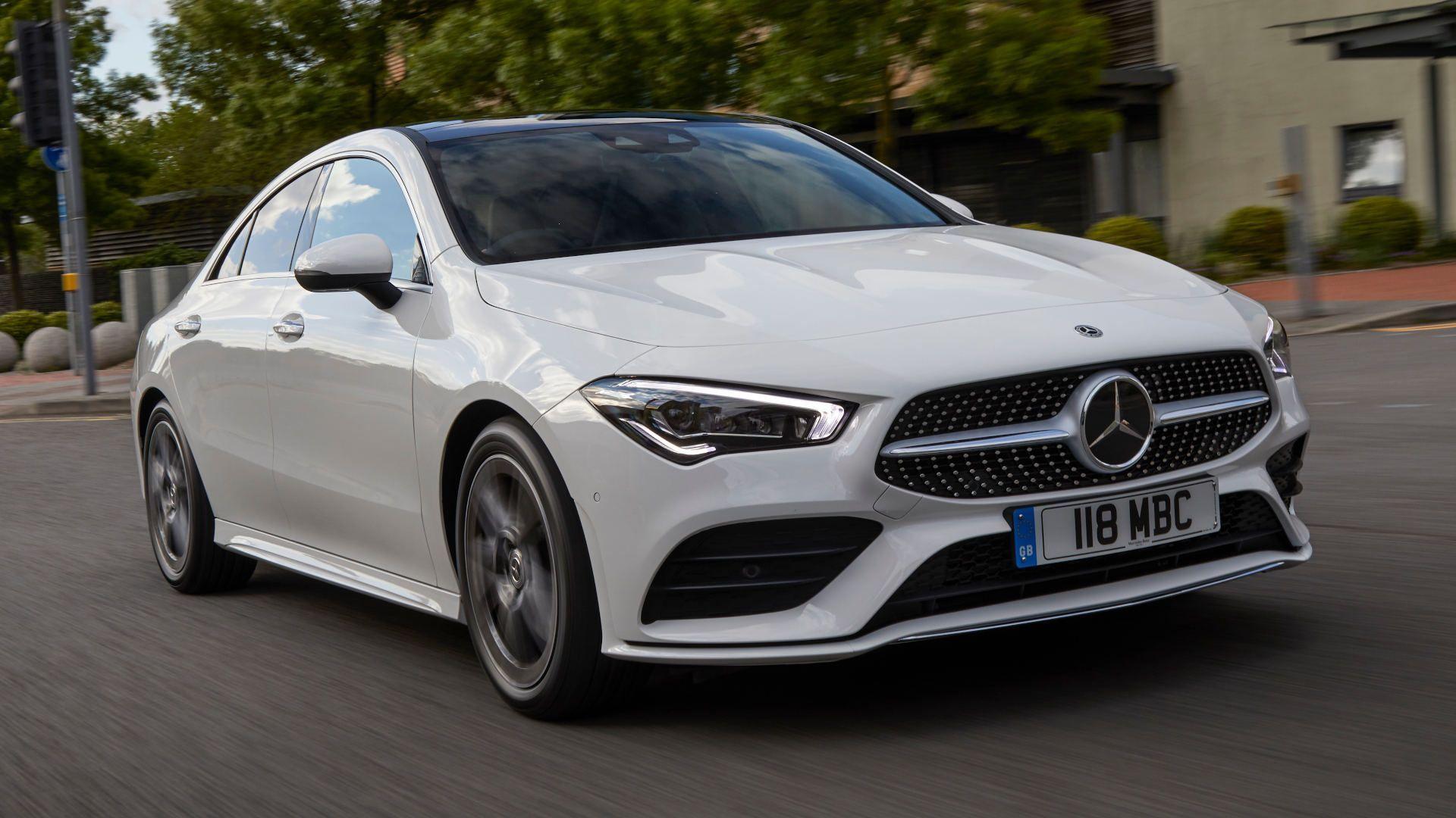 Mercedes-Benz CLA Class  image