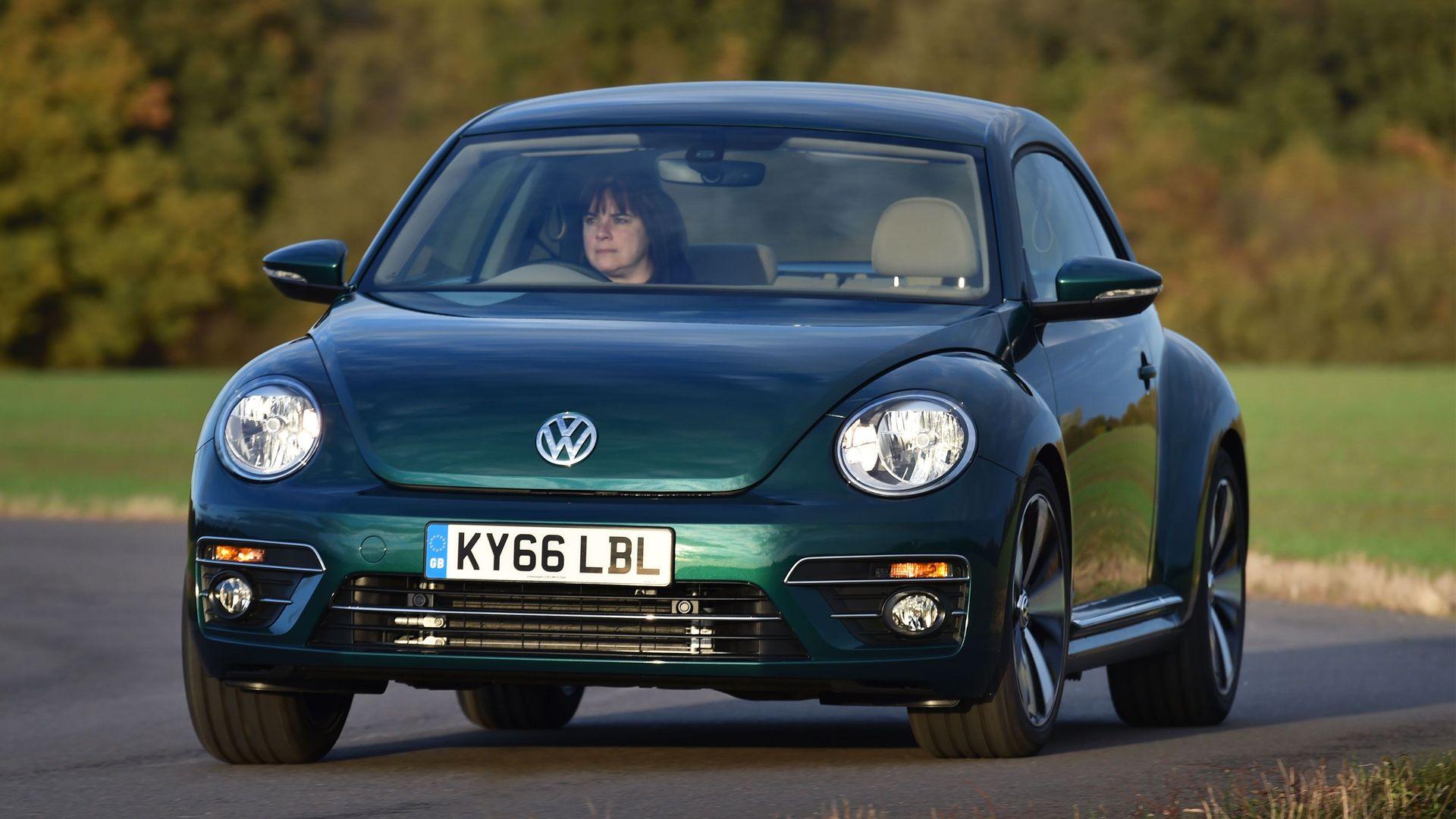 Volkswagen Beetle  image