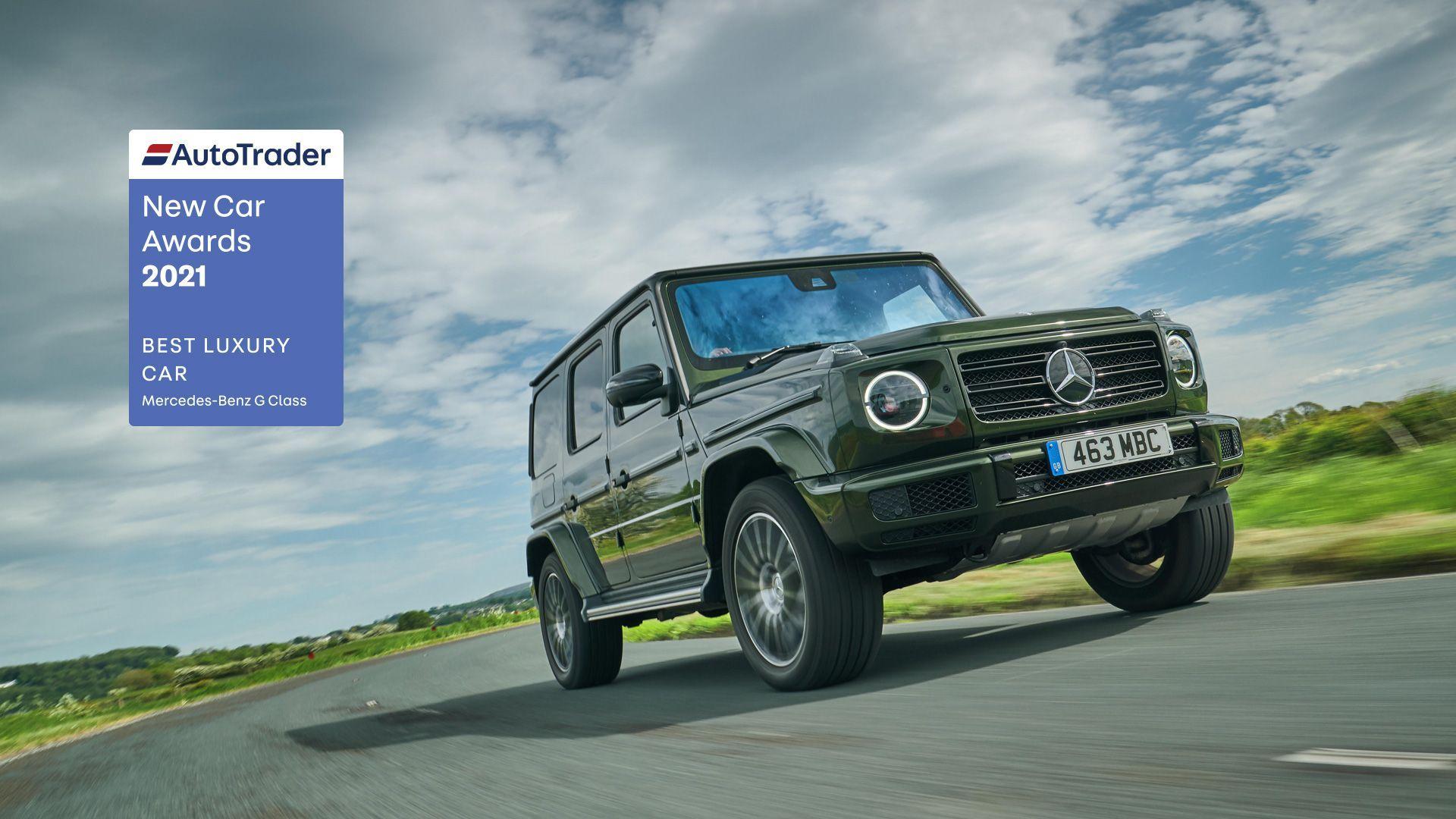 Mercedes-Benz G Class  image