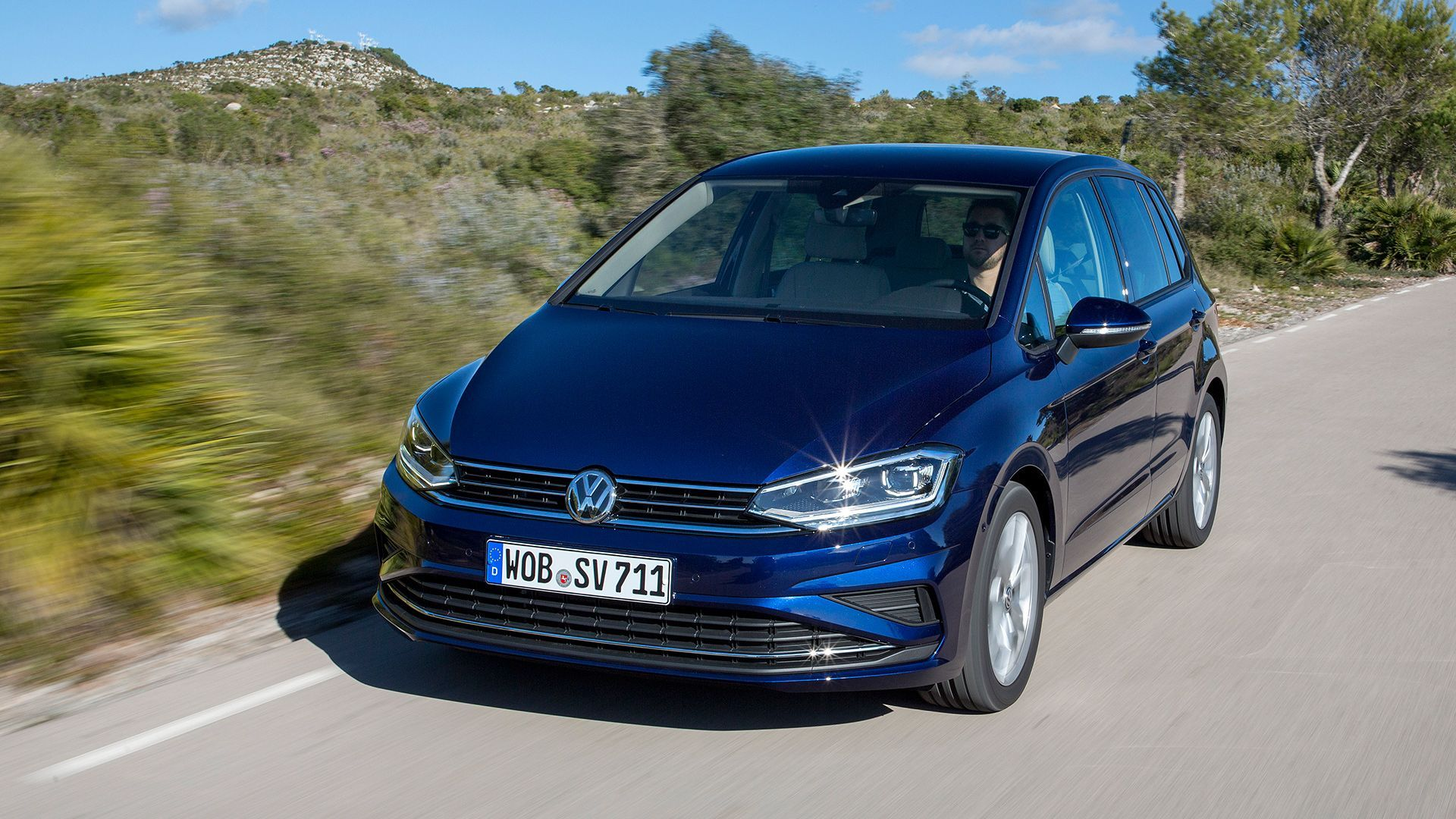 Volkswagen Golf SV  image