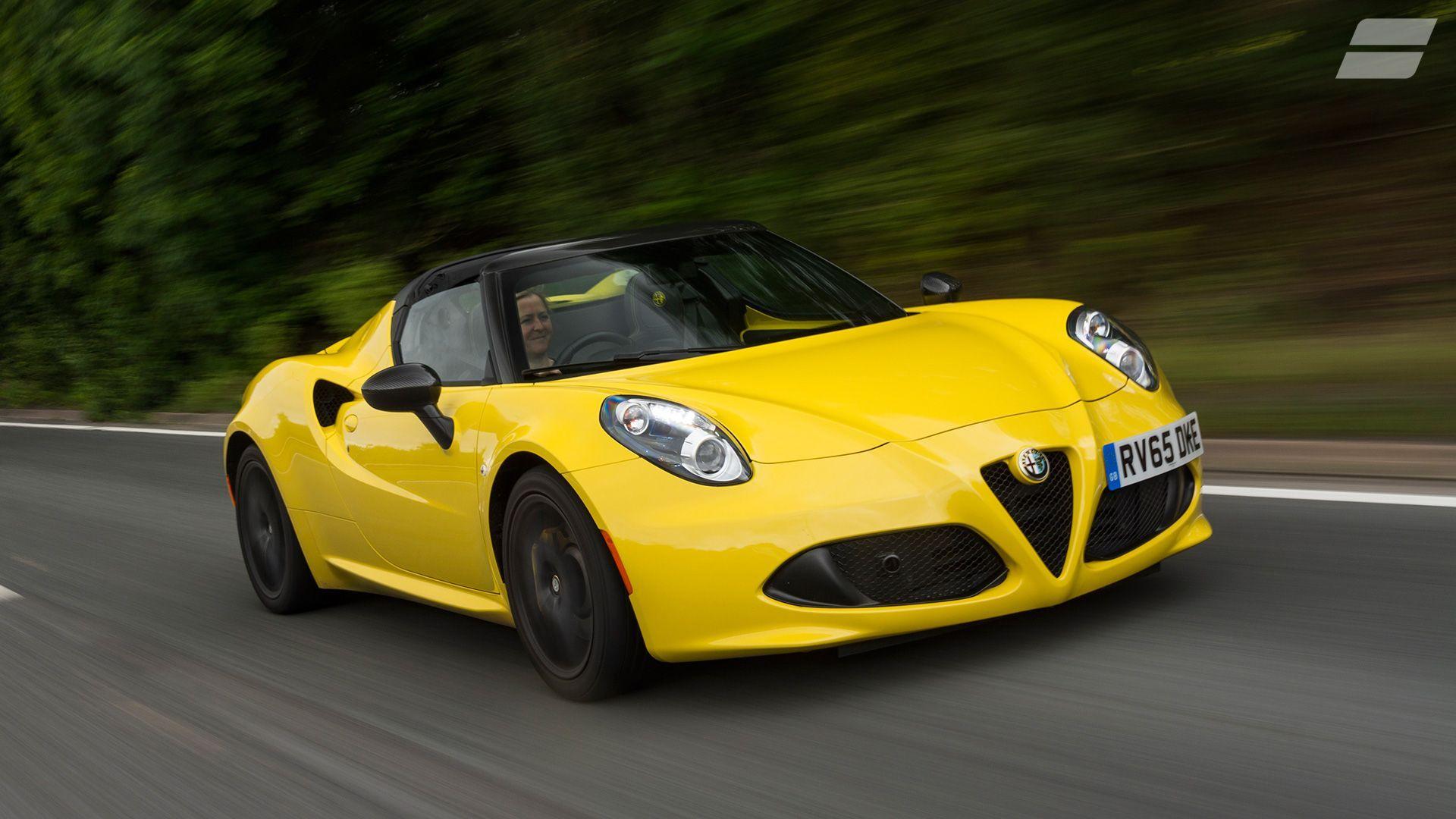 Alfa Romeo 4C  image