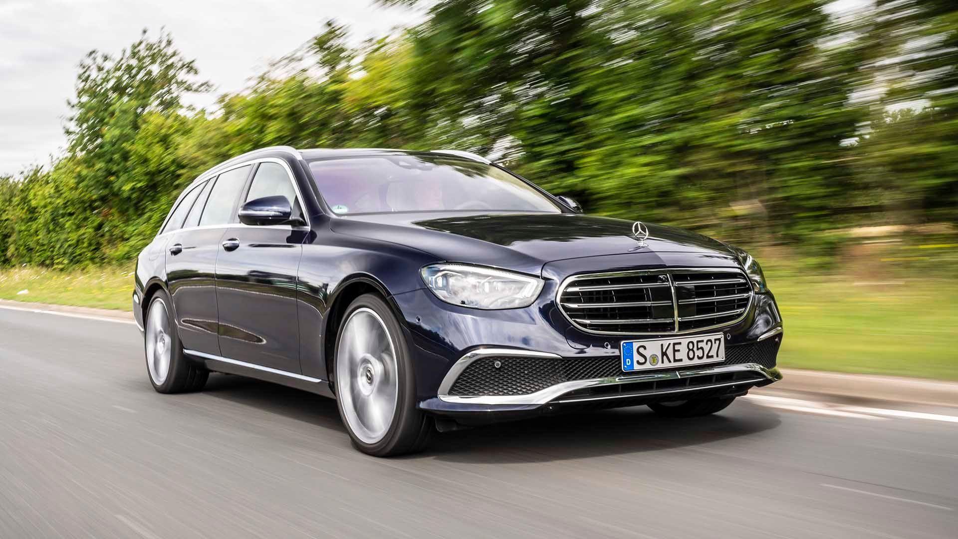 Mercedes-Benz E Class  image